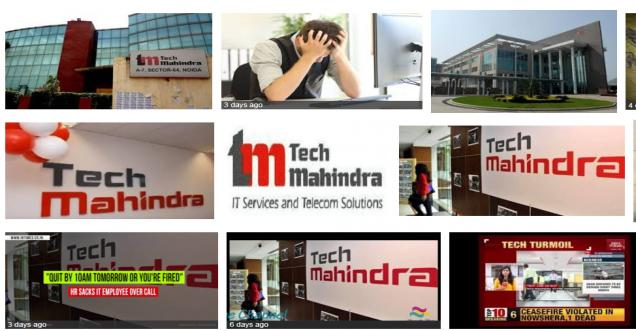 Tech Mahindra Hr Audio With Employee Forced To Resign Ayupp