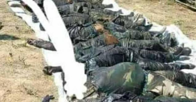 Fake, Indian ArmY soldiers killed in indo china faceoff at Galwan Valley