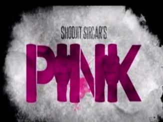 Pink movie review by Pravin pathak