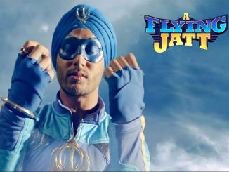 A Flying Jatt review by Pravin Pathak