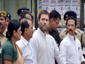 Has Rahul Gandhi just degraded his politics by sharing false video of BJP