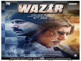 Wazir movie review by pravin pathak