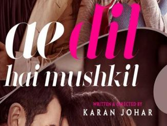 Shiv Sena nationalism has given a hit ae dil hai mushkil