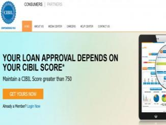 Rules to check your credit score online in India