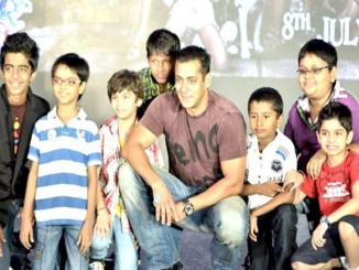 Daddy Salman Khan the next role after Sultan