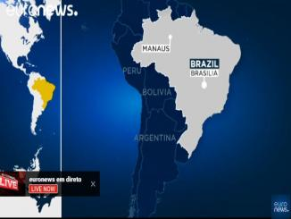 Video: 60 dead in bloody prison in Amazonas, brasilla