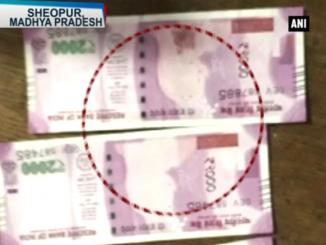 How to identify real and fake Rs 2,000 Currency note.