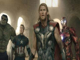 The third Avengers superheroes is 2017 most anticipated movie