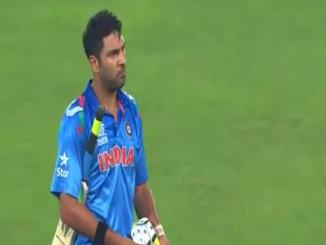 After six years yuvraj singh hits century at Cuttack after marriage