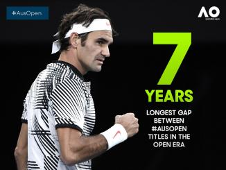VIDEO: Tears of joy Roger Federer defeats Rafael Nadal, aus open