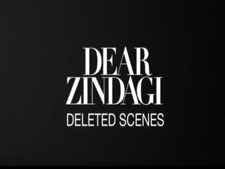 Video Dear Zindagi's Deleted Scene Featuring Shah Rukh and Alia