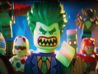 The LEGO Batman Movie Review- Rating: 3.5 out of 5