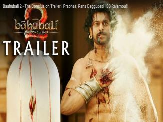 Baahubali 2 trailer: SS Rajamouli epic movie is larger than life