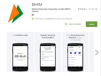BHIM-Aadhar, digital payment Complete info launched by Modi