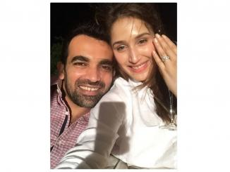 Zaheer Khan Engaged To Sagarika Ghatge, Know who is Sagarika Ghatge