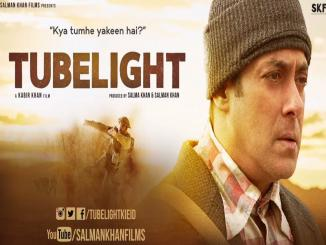 Tubelight hindi movie Trailer, Only Salman Khan can be a tubelight