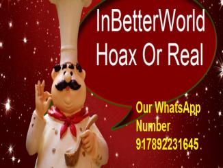 Check Verify viral spam message, send us details, we will do rest