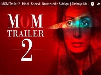 Watch Sridevi Mom Trailer 2: A mother full on revenge Sridevi