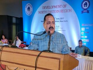 Northeast region states to benefit from GST: Dr Jitendra Singh