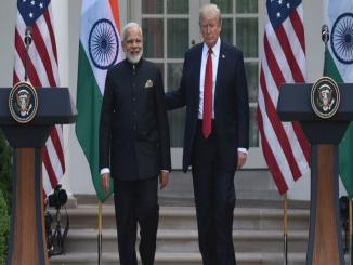 PM Modi, Donald Trump issue joint statement in Rose Garden at White House