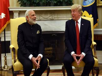 Top 10 highlights from the meet between PM Modi and Donald Trump