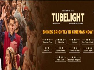 Salman Khan & Kabir Khan Movie Tube Light is a big flop know why?