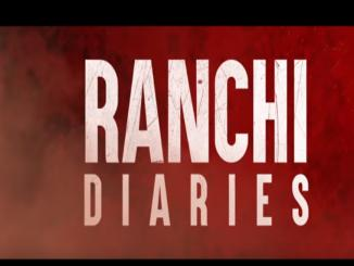 Ranchi Dairies Movie Anupam Kher Soundarya Trailer released