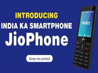 Know how and when to Prebook JIO's Zero Rs Smartphone handset