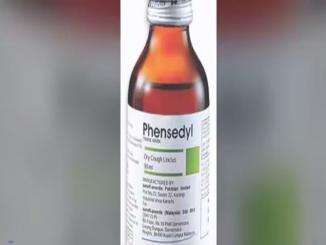 Alcohol ban effect in Bihar, Huge phensidyl syrup caught