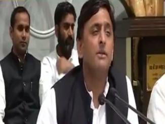 Video: Akhilesh Yadav attack Yogi, says death due to lack of Oxygen