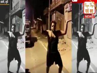 Video, Chain snatching thief dances like Michael Jackson style