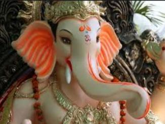 Bannned Plaster of Paris Ganesha statue all over Bengaluru