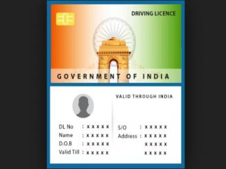 Motor Vehicle Act Rules 2020 new driving licence rules to be implemented from Oct 1
