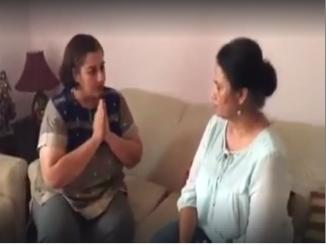 Video Smriti Kalra: After slapping Army soldier woman apologies