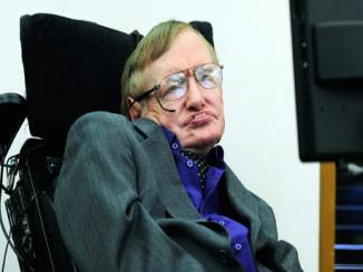 The website crashed, after Stephen Hawking's PhD thesis been published online