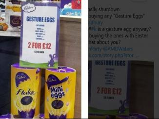 Fact Check: Is Cadbury renaming their Easter Eggs to Gesture Eggs