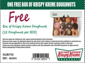 Fact check: Free Krispy Kreme Doughnuts coupons