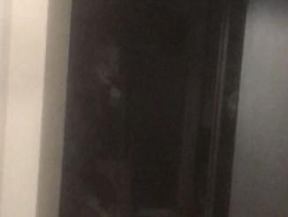 British Model Katie Price share Ghost picture from haunted House
