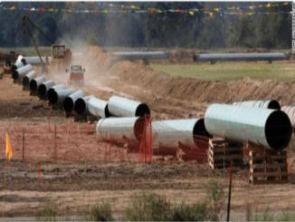 Keystone Pipeline Bursts Spreading Mass Devastation
