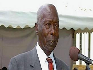Former President Moi is not dead