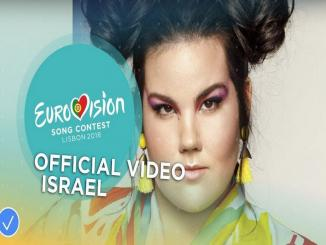 Netta, TOY, Israel, Most catchy song in Eurovision Contest 2018