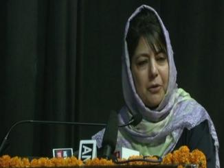 Mehbooba Mufti request Kashmiri Pandits to visit Valley