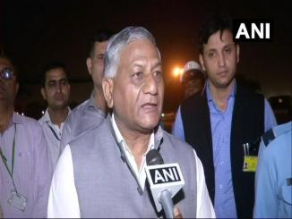 VK Singh: Body of one Indian to be brought from Iraq after DNA test