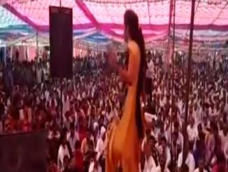 Fake News Check: Dancer performs in Congress's Jan Aakrosh rally in Delhi