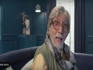 Aamir khan here's the fourth idiot Amitabh Bachchan