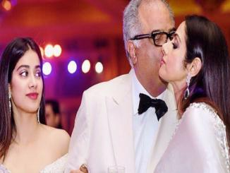 Video | Boney Kapoor remembers Sridevi in the most beautiful way