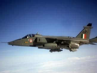 Indian Air Force Jaguar aircraft accident