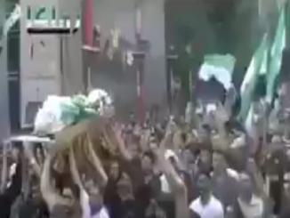 Facts Check: No it's not a video suicide bomber in Kasmir Funeral