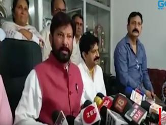 Did BJP leader Lal Singh warns journalists of Shujaat-like incident?