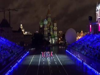 Was Sare Jahan Se Achha played by Russian band at FIFA World Cup, Moscow
